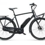 Batavus Harlem E-go Herr Mattsvart 53 2020 Elcykel Hybrid