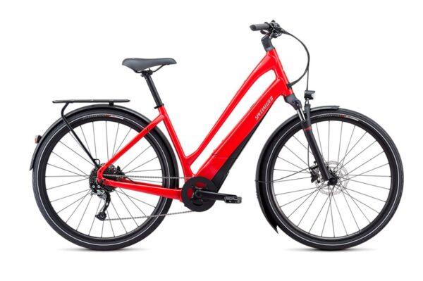 Specialized Turbo Como 0 700c Röd Dam S Elcykel Hybrid