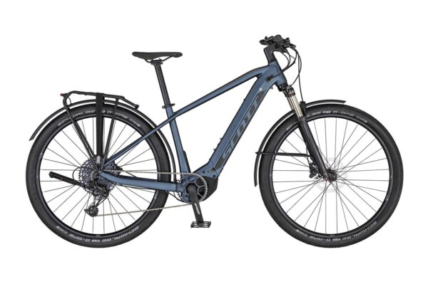 Scott Axis Eride 20 Herr L 2020 Elcykel Hybrid