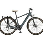 Scott SUB Active eRide Elcykel Ram: L. Dark Blue
