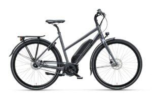 Batavus Razer E-go Dam Silver 48 2021 Elcykel Hybrid