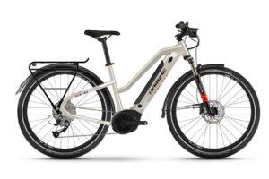 Haibike Trekking 4 Dam 56cm 2021 Elcykel Hybrid