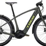 Trek Allant+ 8s, Lithium Grey L 45km/h Elcykel